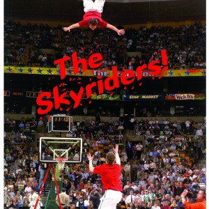 The Skyriders Trampoline Shows - Acrobat in Warwick, New York