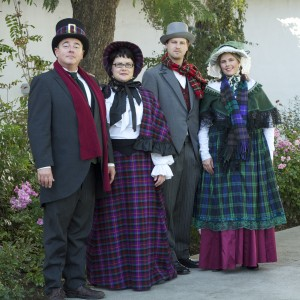 The SLO Carolers - Christmas Carolers / A Cappella Group in San Luis Obispo, California