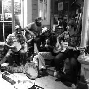 The Sluetown Strutters - Blues Band in New Orleans, Louisiana