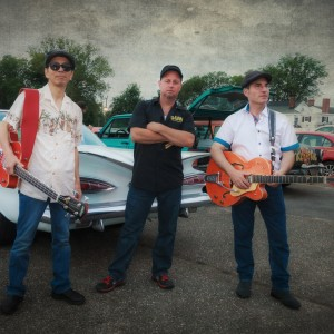 The Smokin Rockets - Oldies Tribute Show in Seaford, New York