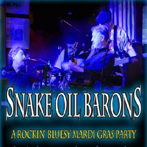 The Snake Oil Barons Band