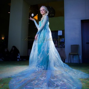 The Snow Queen - Princess Party in College Station, Texas