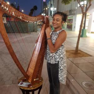 The Soul Of Blue - Harpist / Celtic Music in Hemet, California