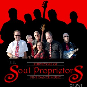 The Soul Proprietors of SWF - Cover Band in Fort Myers, Florida