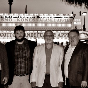 The Southern Gospel Express - Bluegrass Band in Columbia, South Carolina