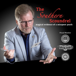 The Southern Scoundrel - Magician in Greenville, South Carolina