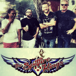 The Spitfire Kings - Classic Rock Band in Toronto, Ontario