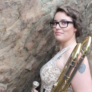The Spunky Trombone Girl - Trombone Player / Brass Musician in Denver, Colorado