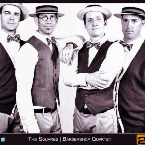 The Squares Barbershop Quartet - Barbershop Quartet in Vancouver ...