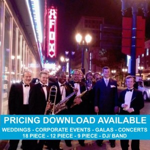 The St. Louis Big Band - Wedding Band in Des Moines, Iowa