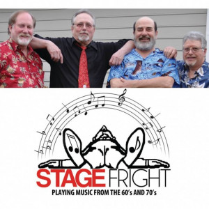 The Stage Fright Band - Cover Band in Atlanta, Georgia