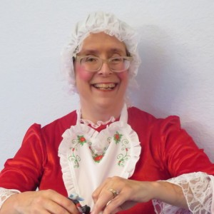 Claire Abraham, Storyteller - Storyteller / Mrs. Claus in Fort Worth, Texas