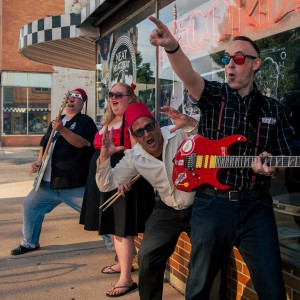 The Straight Jackets - 1950s Era Entertainment / Rockabilly Band in Fort Wayne, Indiana