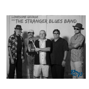The Stranger Blues Band - Blues Band in Raleigh, North Carolina