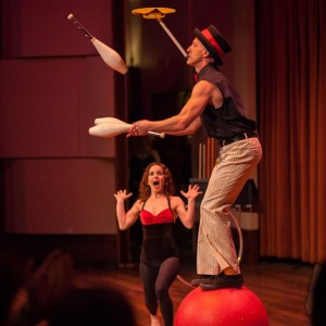 The Striped Circus - Circus Entertainment / Interactive Performer in Livonia, Michigan
