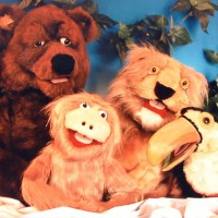The Stroud Puppets - Puppet Show in Bakersfield, California