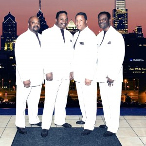 The Stylistics Revue - Oldies Tribute Show / Tribute Band in Hightstown, New Jersey