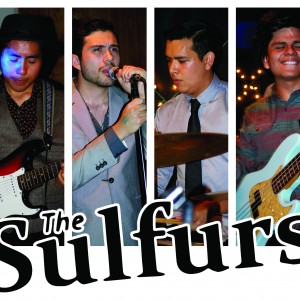 The Sulfurs - Beach Music in Inglewood, California