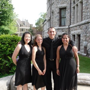 The Summer Quartet - String Quartet / Wedding Musicians in Mishawaka, Indiana