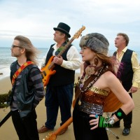 The Sunshowers - Indie Band / 1940s Era Entertainment in Virginia Beach, Virginia