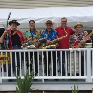 The Swamptones - New Orleans Style Entertainment / Rockabilly Band in North Reading, Massachusetts