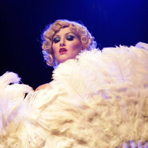 The Sweetest Bird of Burlesque - Burlesque Entertainment in Las Vegas, Nevada