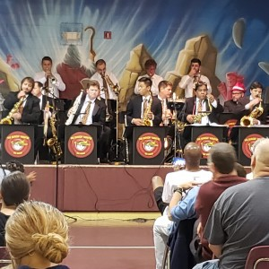 The Swingin' Monitos - Big Band / 1940s Era Entertainment in Orlando, Florida