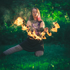 Ella Nora Sorcery - Fire Performer in Livonia, Michigan