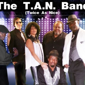 The T.A.N. Band (Twice As Nice) - R&B Group / Cover Band in Littleton, Colorado