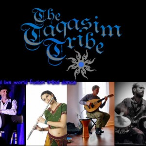 The Taqasim Tribe - World Music in Wilmington, North Carolina