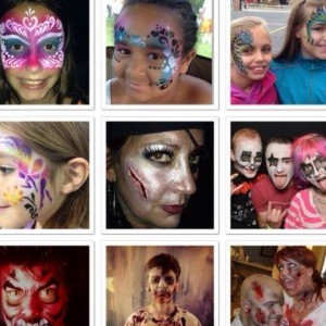 The Tattoo Lady - Face Painter / Outdoor Party Entertainment in Kingsport, Tennessee