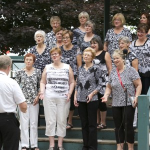 The Thousand Islanders Chorus - A Cappella Group in Brockville, Ontario