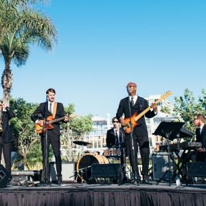 The Class - Wedding Band / 1960s Era Entertainment in San Diego, California