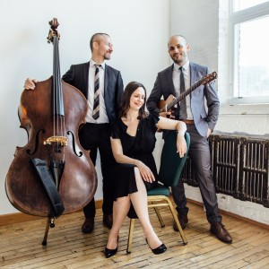 The Tiffany Hanus Jazz Trio - Jazz Band / 1940s Era Entertainment in Toronto, Ontario