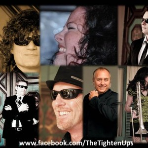 The Tighten Ups - Cover Band / R&B Group in San Diego, California