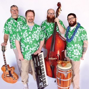 The Tiki Torches - Hawaiian Entertainment / Bossa Nova Band in Dallas, Texas