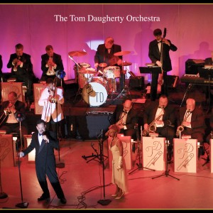 The Tom Daugherty Orchestra - Big Band / Frank Sinatra Impersonator in Dayton, Ohio