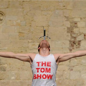 The Tom Show - Sword Swallower in Toronto, Ontario