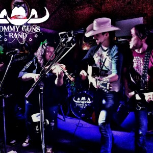 The Tommy Guns Band - Country Band in Wilkes Barre, Pennsylvania