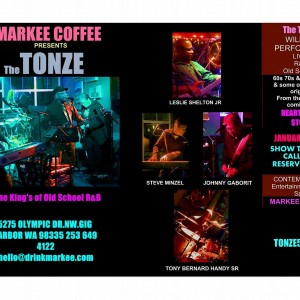 The Tonze - Big Band in Gig Harbor, Washington