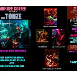 The Tonze - Big Band in Gig Harbor, Washington