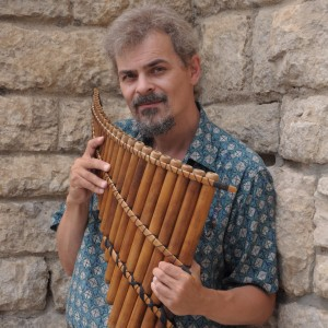 The Traveling Panflautist - Woodwind Musician / Celtic Music in Winnipeg, Manitoba