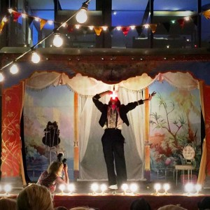 The Traveling Spectacular - Magician in Sonoma, California