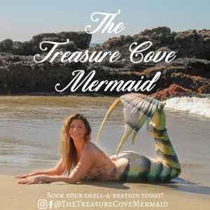 The Treasure Cove Mermaid - Mermaid Entertainment / Children's Party Entertainment in Lakewood, California