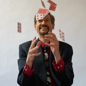 The tRICKster: Comedy Magician - Rick Morrill - Comedy Magician / Christian Comedian in Arlington, Texas