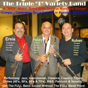 "The Triple ""T"" Variety Band! - Cover Band / Easy Listening Band in San Antonio, Texas"
