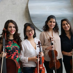 The Tutti String Quartet - String Quartet / Classical Ensemble in Toronto, Ontario