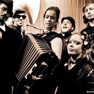 The Underscore Orkestra - World Music / Klezmer Band in Portland, Oregon