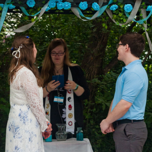 The Unorthodox Minister - Wedding Officiant in Joplin, Missouri
