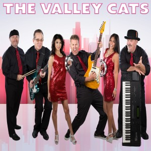 The Valley Cats Band - Cover Band / College Entertainment in Fresno, California